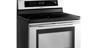 kitchenaid double oven range. samsung ftq307 freestanding induction range kitchenaid double oven