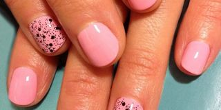 100 nail designs nail art ideas and care tips cute nail design ideas for spring prinsesfo Gallery