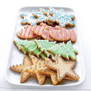 Pleasant 100 Best Christmas Cookie Recipes 2016 Easy Recipes For Holiday Easy Diy Christmas Decorations Tissureus