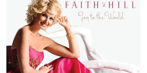 Faith Hill The Hits Album 12 Christmas Songs You...