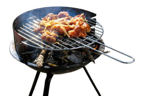 how to clean my barbecue grill