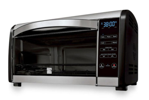 Kenmore Elite Countertop Convection Oven : Toaster Oven Reviews - Best Toaster Ovens