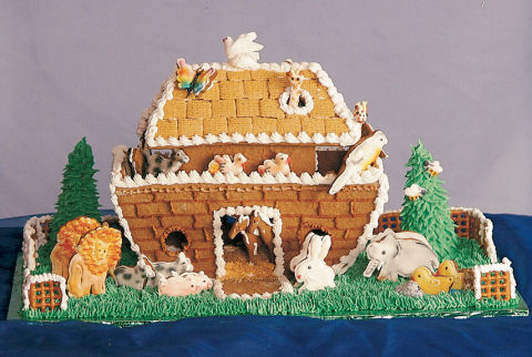 56 amazing gingerbread houses pictures of gingerbread for Gingerbread house plans