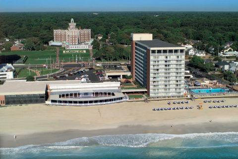 Buckroe Beach Hotels Oceanfront
