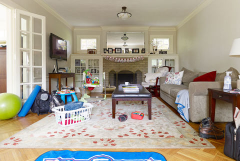 How To Get Rid Of Clutter How To Organize A Home With Kids