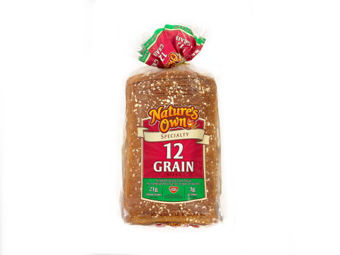 Nature S Own Bread Best Selling