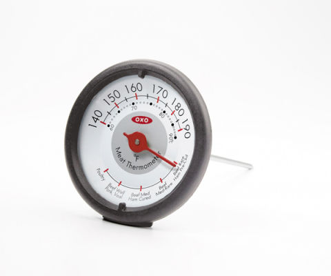 how to use prestige oven thermometer
