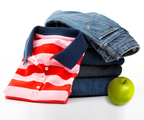 back to school cheap clothes