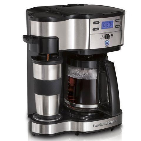 5500957a583bb ghk hamilton beach 2 way brewer 49980z s2 Capresso Coffee Maker Cm  Capresso Cm Coffee Maker Programmable Thermal Coffee