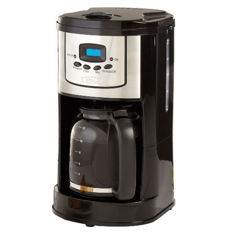 55009584496dc ghk bella 12 cup programmable coffeemaker s2 Capresso Coffee Maker Cm  Capresso Cm Coffee Maker Programmable Thermal Coffee