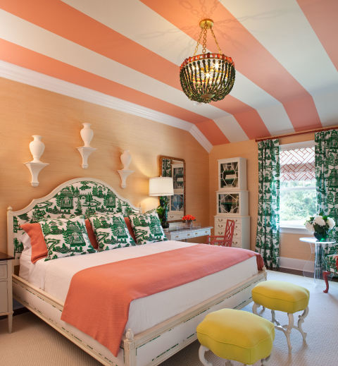 How To Decorate Rooms With Colors