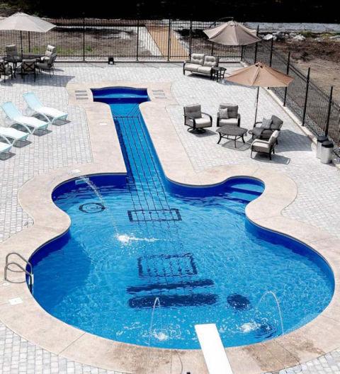 pool shapes u0026amp designs strike a chord