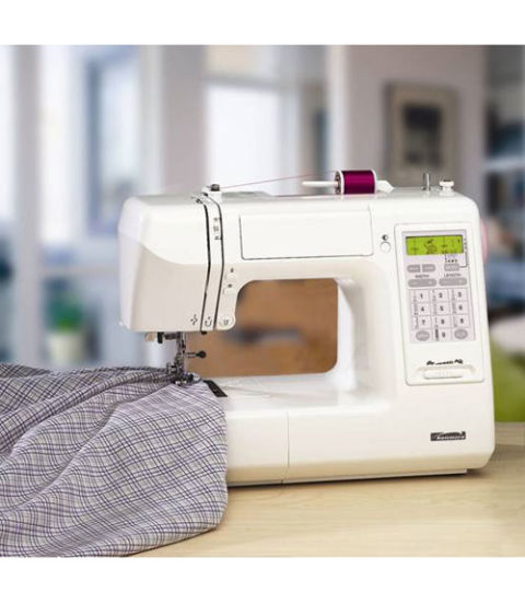 Beginning sewing machines, inexpensive, but can make clothes with?