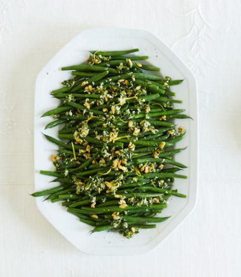 Ina Garten Green Salad: Ina Garten's Thanksgiving Recipes