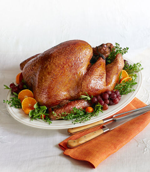 Ina Garten Perfect Roast Turkey