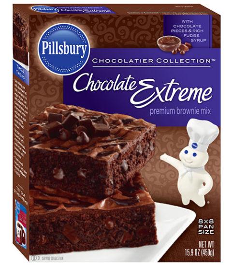 Pillsbury Cake Mix Cream Base