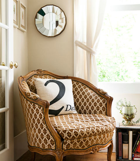sitting pretty - Eclectic Decor