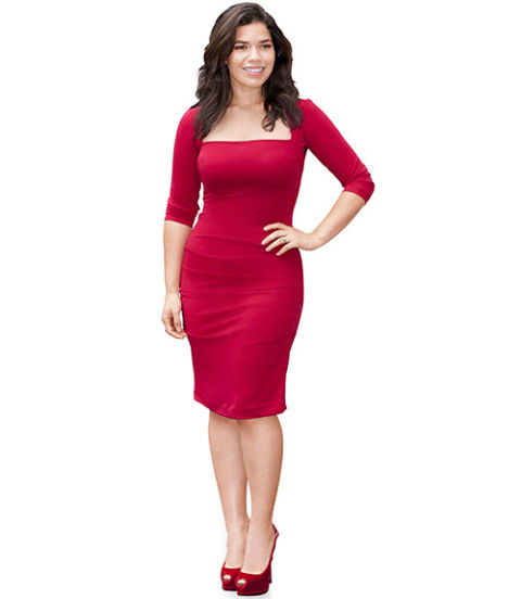 how to look slimmer in a tight dress