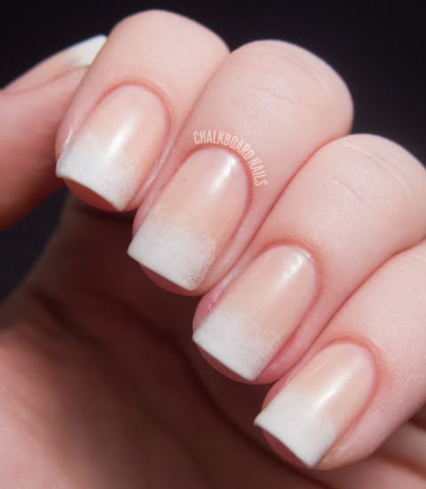 French manicures ideas nail art inspiration for upgrading muted gradient urmus Choice Image
