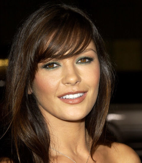 Excellent Hairstyles With Bangs Celebrity Haircuts With Bangs Hairstyles For Women Draintrainus