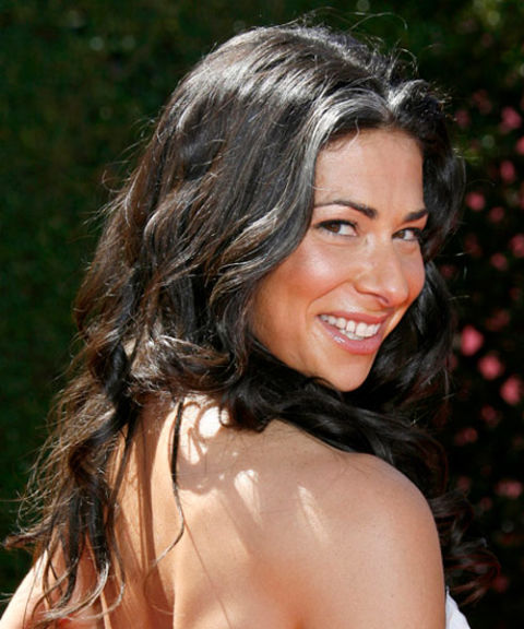 Gray Hairstyles another glam gray spritely waves lift her face and give a vivacious feel Stacy London Gray Hair