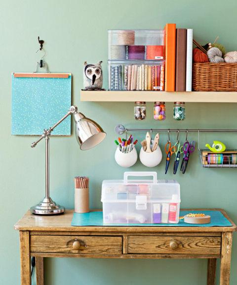 Organizing Craft Room Craft Supplies Storage