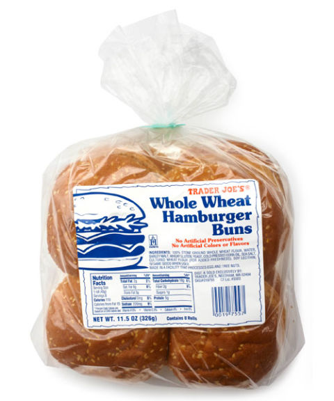 Image Result For Calories In Dog Bun Whole Wheat
