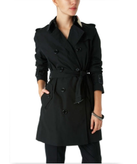 Designer Raincoats - Ladies Dressy Trench Raincoats