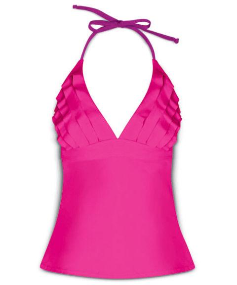 ruffle bikini Spanx