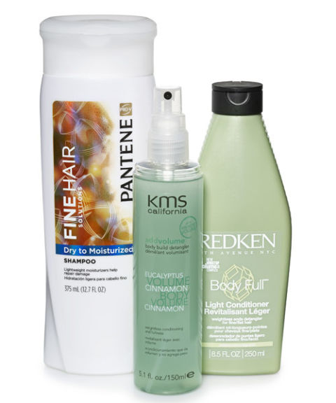 Best Products For Fine Hair
