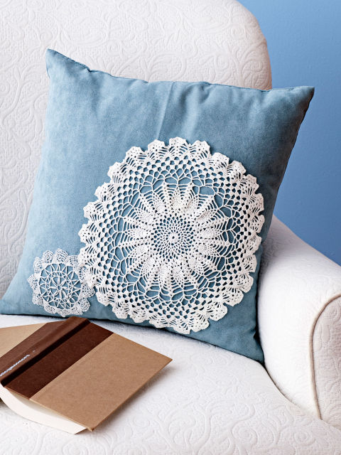 pillow craft - Crafting Ideas For Home Decor