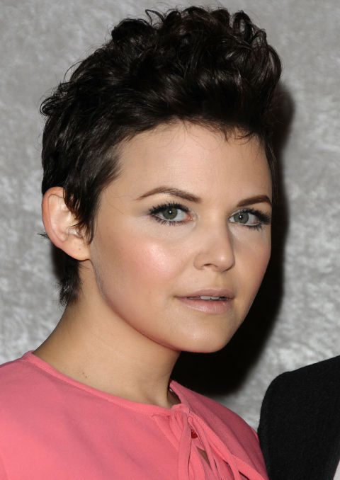 ginnifer goodwin short pixie hairstyle pixie haircuts