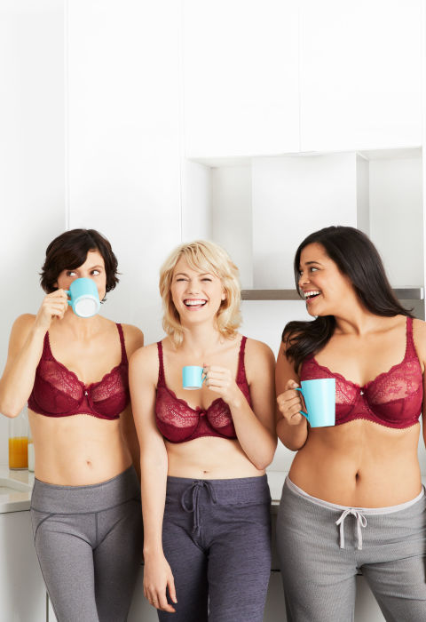 The Best Bra for Your Body