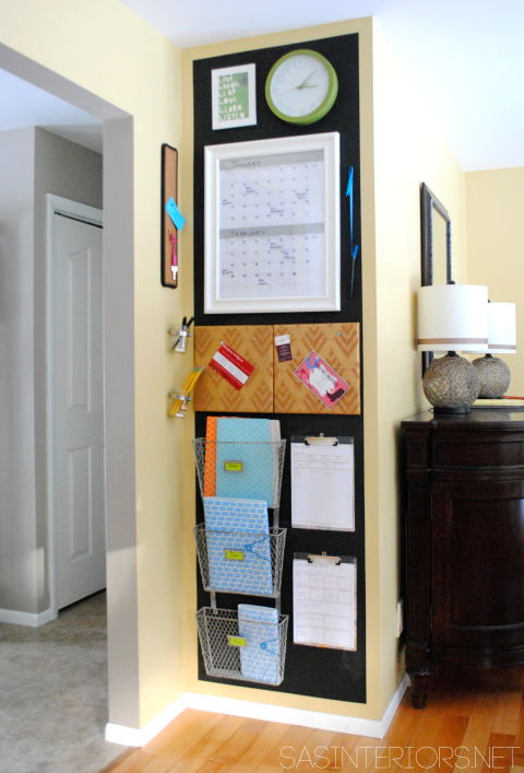 Family Command Center Ideas  Organizing Family Schedules. Green And Black Living Room Ideas. Color Choices For Living Room. Light Beige Living Room. Olive Green Living Room. Living Room Malvern. Window In Living Room Ideas. Living Room Remodeling. Country Living Room Ideas