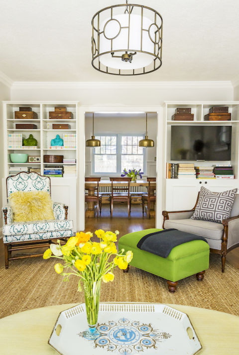 Colorful Toronto House Tour Eclectic Home Decorating Ideas