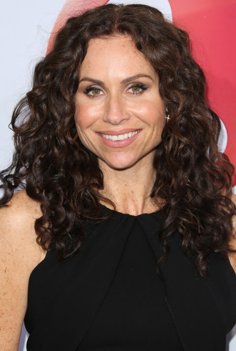 Minnie Driver Hair Inspiration Curly Hair Style Ideas - Classic british hairstyle