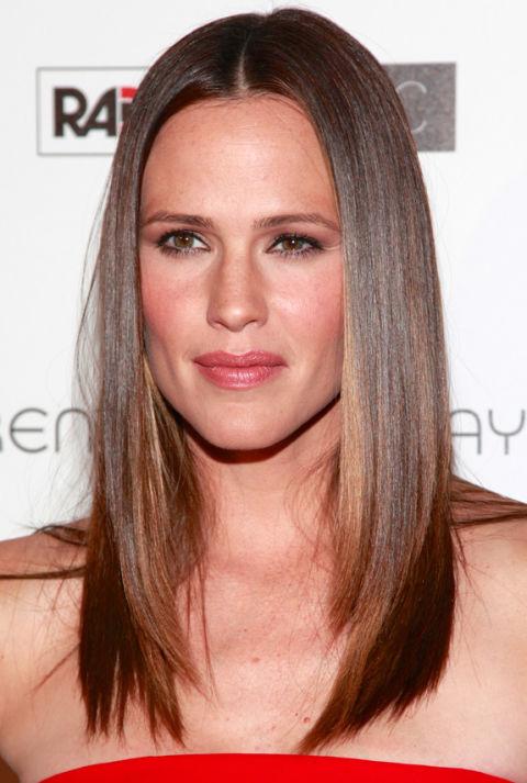 Jennifer garner hair inspiration long hairstyle ideas sleek and straight urmus Image collections
