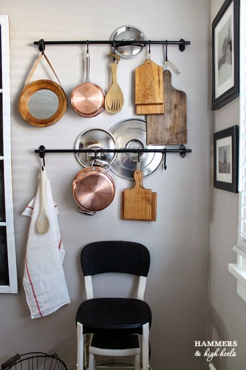 Vertical Storage Ideas Organizing By Hanging Boxes And Bins