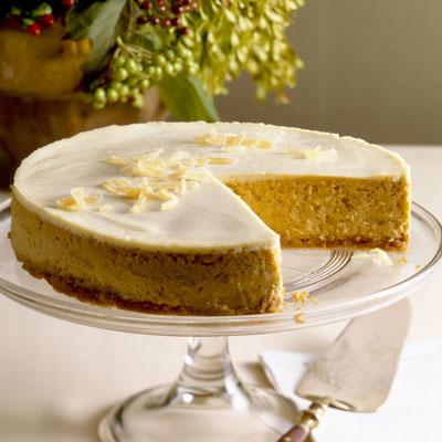 Pumpkin cheesecake recipes easy