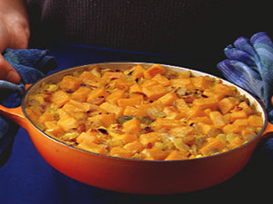 Baked Pasta with Butternut Squash