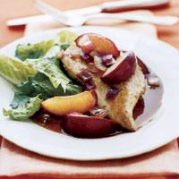 Skillet Chicken with Lemon-Sage Sauce