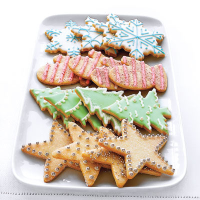 Easy Sugar Cookies Recipe - Best Holiday Sugar Cookies Ever