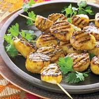 Citrus Scallops Recipe - Seafood Recipes