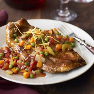 Veal Shoulder Chops Osso Buco Style Family Dinner Recipes