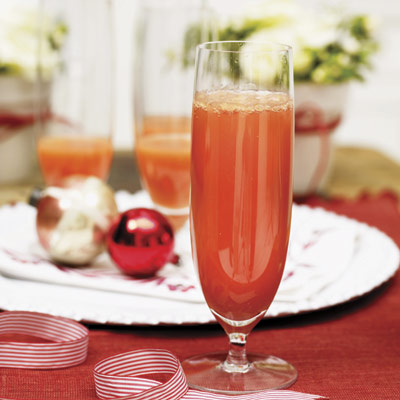 Blood Orange Mimosas Recipe
