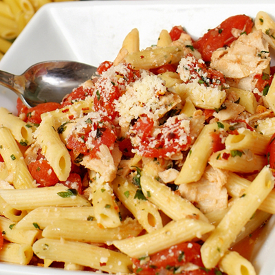 Easy recipes for penne rigate