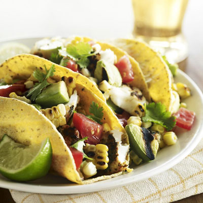 Unique taco recipes easy taco recipes for Fish taco recipe