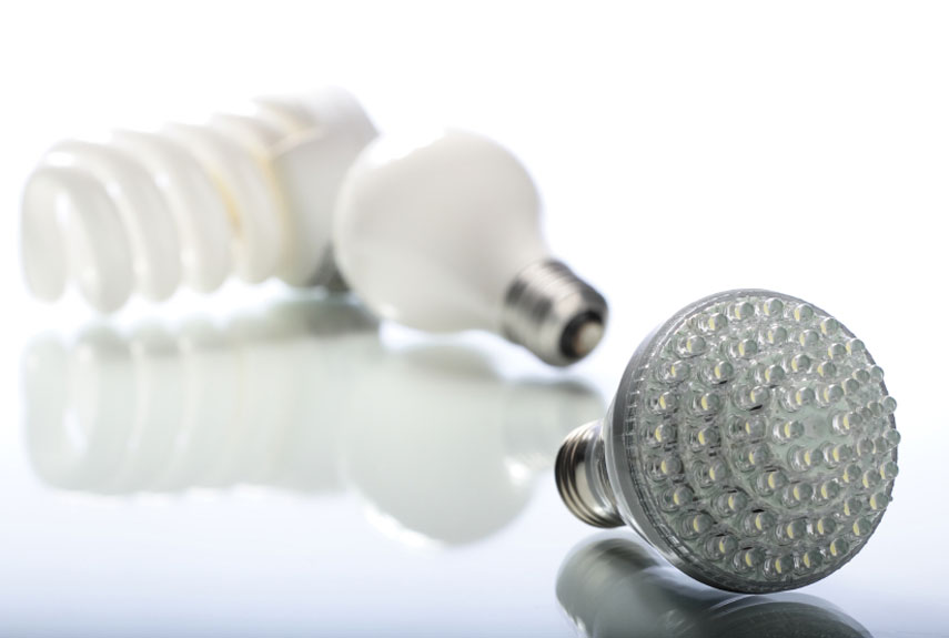 A Quick Guide To Energy Efficient Bulbs Halogen Cfl And Led Light Bulbs