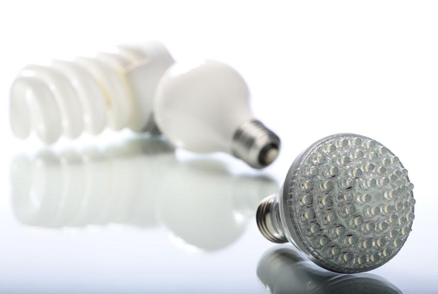 Light bulb penetration