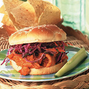 Best Tangy Pulled Pork Sandwiches - How to Make Pulled Pork Sandwiches